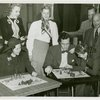 Contests - Citadel Game - Lucy Monroe with others playing game