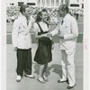 Contests - Dance - Ben Bernie with Jitterbug contest winners