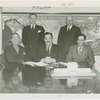 Cuba Participation - Grover Whalen, Paulino Soles y Estrada (Commissioner General), Gallo Soles, and Julius Holmes, and William H. Standley in office