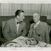 Rufus Dawes (President, Chicago Century of Progress) and Grover Whalen