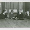 Dreir Hotel Executives and Harvey Gibson
