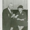 Delaware Participation - Governor Richard McMullen and Mrs. A.D. Warner