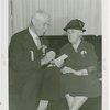 Delaware Participation - Governor Richard McMullen and Mrs. A.D. Warner