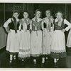Denmark Participation - Danish-Americans in costume
