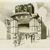 Fairgrounds - Amusement Area - Sketch of Photomatic Exhibit building