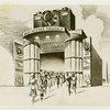 Fairgrounds - Amusement Area - Sketch of Photomatic Exhibit building