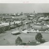 Fairgrounds - Amusement Area - Aerial view