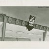 Fairgrounds - Amusement Area - Sketch of Great White Way arrows