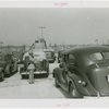Fairgrounds - Parking and Transportation - Police in parking field