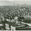 Fairgrounds - Views - Aerial - Manhattan skyline with Railroads Building in foreground