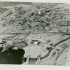 Fairgrounds - Views - Aerial - Site in snow