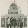 Fairgrounds - Visitors - In front of Court of States Building