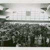 Fairgrounds - Visitors - Crowd at Long Island Railroad Station