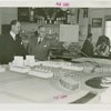 Federal (United States Government) Exhibit - Officials look at models
