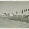Flags - International flags on site