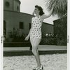 Florida Participation - Woman in bathing suit on beach