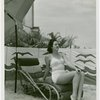 Florida Participation - Miss Miami on beach