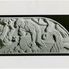 Food - Building - Bas relief, Gathering of Various Types of Food (Dudley V. Talcott)