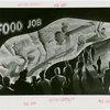 Food - Focal Exhibit - Sketch of display on food needs