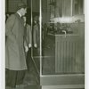 Ford - Prince Frederik of Denmark examining exhibit