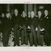 France Participation - French committee with Fiorello LaGuardia and Grover Whalen