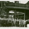 Gas Industries - Board members of American Gas Association and Association of Gas Appliance and Equipment Manufacturers