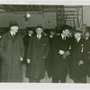 General Electric - Grover Whalen with officials