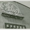 General Electric - Building - Workers painting logo