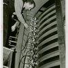 General Motors - Futurama - Engineers examining speaker system