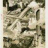 General Motors - Futurama - Sketch of high-rise buildings in city
