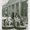 Georgia Participation - Four women in pushcarts