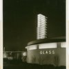 Glass Center - At night