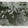 Great Britain Participation - Fiorello LaGuardia and others in audience
