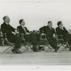 Greece Participation - Nicholas Tserepis (Consul General), Fiorello LaGuardia and others at opening day ceremonies