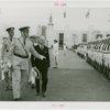 Greece Participation - Basil Papadakis surveying troops