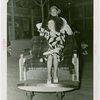 Susan Hayward in American Express pushcart