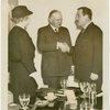 Ruth Pratt, Herbert Hoover and Grover Whalen