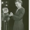 Hall of Invention - Beatrice Young with calendar clock