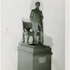 Illinois Participation - Statues of Abraham Lincoln - Statue with chair (Augustus Saint-Gaudens)