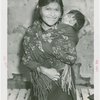 Indian (Native American) Participation - Hopi woman with baby