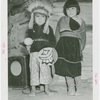 Indian (Native American) Participation - Hopi boy and girl