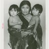 Indian (Native American) Participation - Hopi women with twin babies