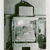 Infant Incubator - Baby in incubator