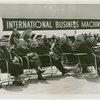 International Business Machines (IBM) - Fiorello LaGuardia, Lawrence Tibbet, Lily Pons and Harvey Gibson at concert