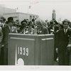 Jewish-Palestine Participation - Einstein, Albert - At podium