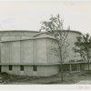 Johns-Manville building - Construction