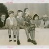 """Kentucky Day - Governor A.B. """"""""Happy"""""""" Chandler and his family"""