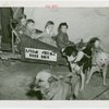 """Kentucky Day - Governor A.B. """"""""Happy"""""""" Chandler's children at Carnivaland"""