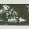 Lagoon of Nations - Sketch of fireworks display