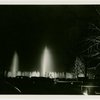 Lagoon of Nations - Fountains at night
